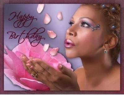 Happy Birthday Frau
