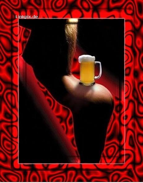 gbpics Alkohol-Party bier auf frau