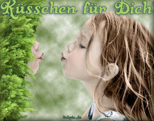 Küsschen für Dich