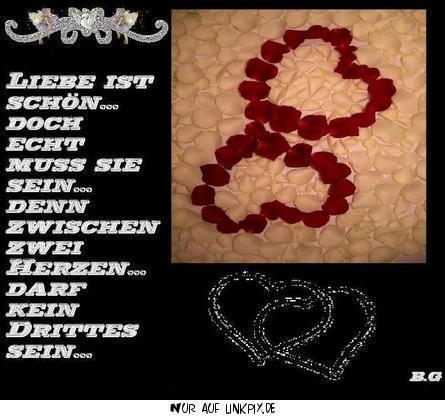 Liebe ist GEFÜHL