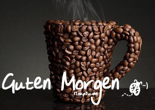 Guten Morgen Tassen