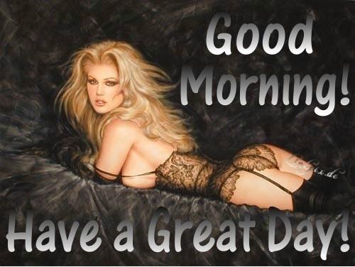 gbpics Guten Morgen Erotisch