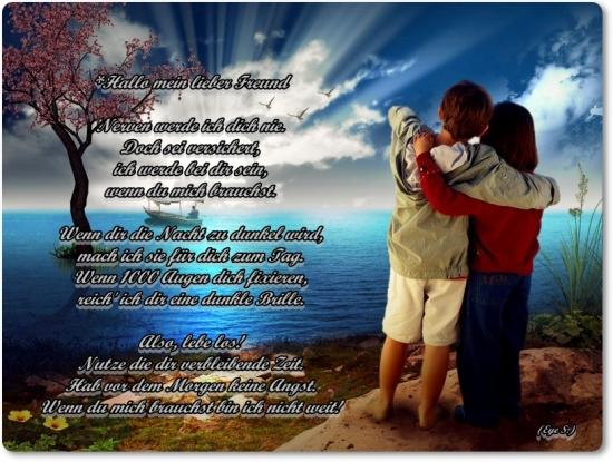 Freundschafts und Liebesgedichte