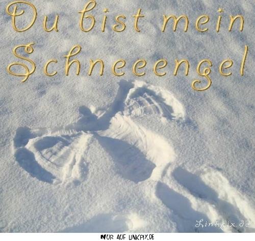 gbpics Ich mag dich schneeengel